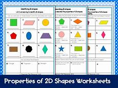 shapes worksheets year 6 1327 year 2 maths identifying properties of 2d shapes differentiated worksheets teaching resources