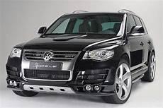 Volkswagen Touareg By Hofele News Top Speed