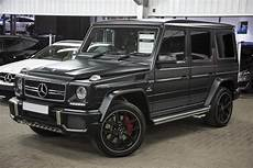 Used 2017 Mercedes G Class Amg G 63 4matic Edition