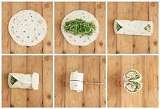 Wraps Richtig Rollen - wrap mit salsiccia und tomaten cookingaffair de