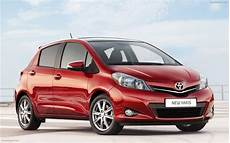 Toyota Yaris 2012 Widescreen Car Picture 13 Of 59