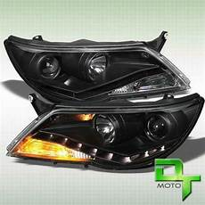 vw tiguan led headlights ebay