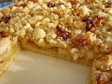 Apfelblechkuchen Mit Streusel - rezept backofen rezepte apfelkuchen mit streusel