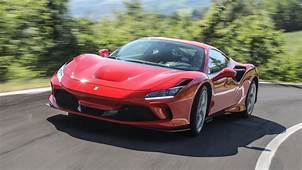 2020 Ferrari F8 Tributo First Drive Review A Star Is Born