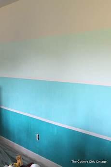 Farbverlauf Wand Streichen - how to paint the easy way homeright