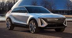 new cadillac lyriq is a preview of brand s first electric suv coming in 2022 carscoops