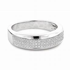 sterling silver wedding bands mens diamond ring 0 18ct