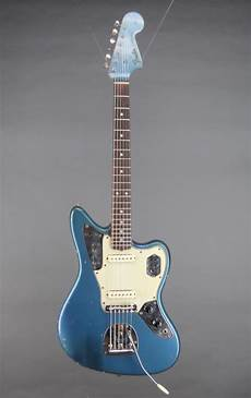 Guitars A Go Go 1965 Fender Jaguar Lake Placid Blue