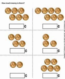 kindergarten money worksheets free printable 2734 counting pennies worksheet turtle diary