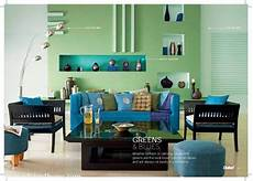 green and blue colours in ici dulux lr guide interior house colors