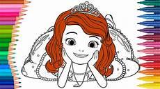 Ausmalbilder Prinzessin Sofia Die Erste Prinzessin Sofia Ausmalbilder F 228 Rbung Sofia Die Erste