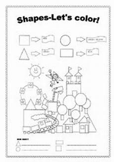 worksheets colors and shapes 12704 counting worksheets