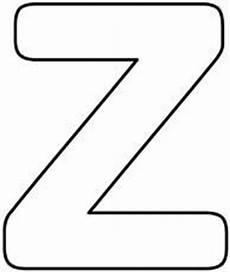Buchstaben Malvorlagen A Z Blanko Buchstabe Z Jpg Malvorlagen Ps