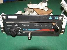 auto air conditioning repair 1991 mazda navajo head up display buy 1991 1992 mazda navajo ac climate control oem motorcycle in hughesville pennsylvania us