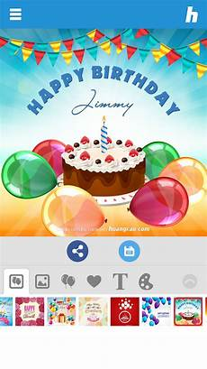 birthday card maker happy birthday card maker android apps on play