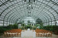 Greenhouse Wedding At Garfield Park Conservatory