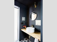 10 Bathroom Paint Colors Interior Designers Swear By in