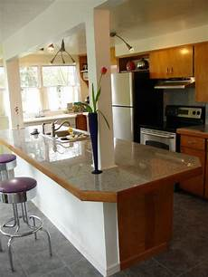 kücheninsel ohne geräte peninsula vs island minor renovations that make the sale