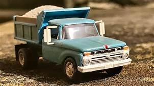 1966 Ford Dump Truck  By John DaPos