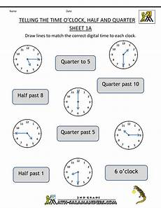 time worksheet quarter and half 3157 time worksheet o clock quarter and half past