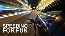 Speeding For The Psychology Of Fast Driving