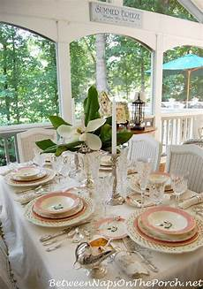 bridal shower or mother s day table setting