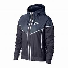 jacke damen nike windrunner jacket grau f013 stylejacke