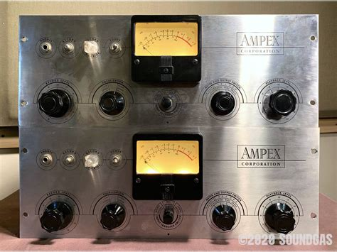 Ampex Preamp