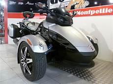 Brp Can Am Spyder 990 Rs Se5 2010 Occasion Guichard Moto