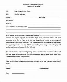 free 9 sle copyright release forms in ms word pdf