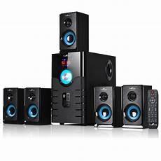 surround sound system befree 5 1 channel home theater surround sound speaker