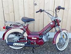 moped tomos roadie in rot elfenbein technik allesch