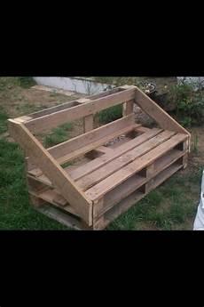 Gartenbank Aus Paletten Selber Bauen Diy Gartenbank