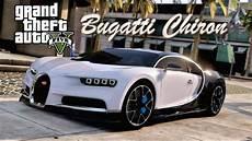 Bugatti In Gta by Gta 5 Bugatti Chiron In Gta V Real Car Mods Exclusive