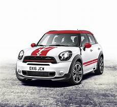 2018 Mini Countryman Cooper Works Top Speed