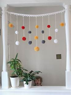 Home Decor Ideas Craft by 25 Diy Yarn Crafts Tutorials Ideas For Your Home