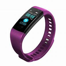 Goral Inch Color Screen Wristband Blood by Goral Y5 Smart Bracelet 0 96 Inch Tft Color Screen 17