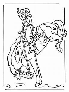Ausmalbild Indianer Pferd M 228 Dchen Auf Pferd 2 Ausmalbilder Pferde