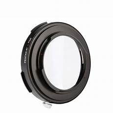 Black Lens Pentax Adapter Ring Pentax by K F Concept 67mm Macro Adapter Ring P67 For Pentax