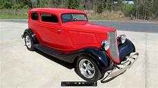 1933 ford quot vickie quot custom rod start up