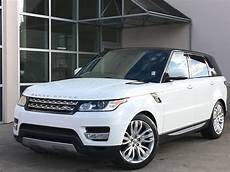 Pre Owned 2014 Land Rover Range Rover Sport Hse Sport