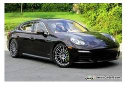 Blacked Out Porsche Panamera By Anderson Germany