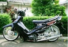 Modifikasi Smash 2008 by Modifikasi Motor Suzuki Smash 110 Vehicles Motorcycle