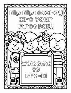 coloring worksheets for pre k 12865 back to school coloring pages school coloring pages welcome to preschool kindergarten colors