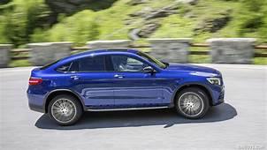 2017 Mercedes Benz GLC 250 Coupe Color Brilliant Blue