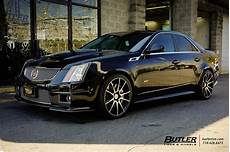 cts rims cadillac cts v with 20in savini bm12 wheels exclusively