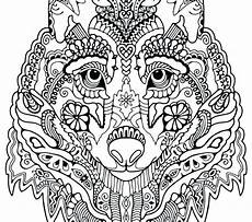 detailed wolf coloring pages at getcolorings free