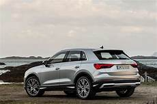 2019 audi q3 gets an aggressive redesign automobile magazine