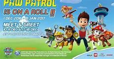 Paw Patrol Malvorlagen Indonesia Nickalive Paw Patrol Is On A Roll At Atrium Pondok Indah