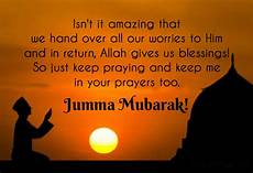 jumma mubarak wishes messages duas and quotes wishesmsg